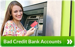 Bad Credit Bank Accounts